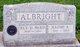 Rev Dexter Ward Albright