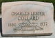 Profile photo:  Charles Lester Collard