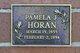 Pamela J Horan