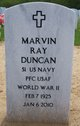 Marvin Ray Duncan