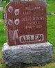 Profile photo:  Julia <I>Burns</I> Allen