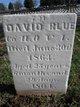 PVT David Blue