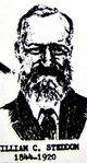 William C Steddom