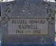 Russell Howard Harwell