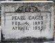 Pearl <I>Cagle</I> Naves
