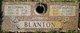 Profile photo:  Benjamin Franklin Blanton