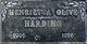Henrietta Olive Harding