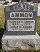 Profile photo:  Annie Mary <I>Dague</I> Ammon