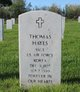 Thomas Hayes