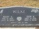 Mary A Wilke