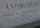 Profile photo:  Arthur Warren Ashworth, Sr
