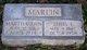 Martha Ann <I>Ellis</I> Marlin