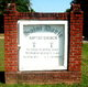 Saint Davie Baptist Church Cemetery