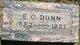 Ellis Carlton Dunn
