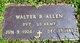 Profile photo:  Walter Ray Allen