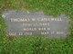 Profile photo:  Thomas W Cantwell