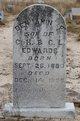 Profile photo:  Benjamin Franklin Edwards