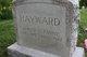 Fannie <I>Crumpacker</I> Hayward