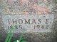 Thomas E. Howdyshell