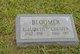 Elizabeth Bloomer