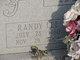 Randy Lee Adams, Sr