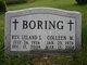 Profile photo: Rev Leland S. Boring