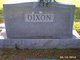 Elizabeth V Dixon