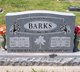 Opal Pauline <I>Roberts</I> Barks