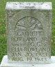 Garrett G. Rowland, Jr