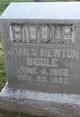 James Newton Biddle, Sr