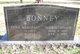 Anna Margaret <I>Hudnall</I> Bonney
