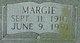 Margie Cleo <I>Rowland</I> Cheek