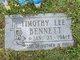 Timothy Lee Bennett