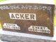 Evert Ray Acker