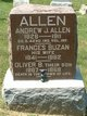 "Andrew Jackson ""Jackson"" Allen"