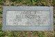 """Profile photo:  James Allen """"Jim"""" Billington"""