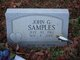 John Gregory Samples