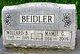 Mamie G. <I>Metz</I> Beidler