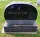 Dorothy Jane <I>Moore</I> Singleton