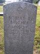 Robert Everett Belcher