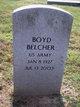 Profile photo:  Boyd J Belcher