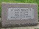 Vivian <I>White</I> Mooney