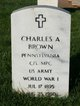 Profile photo:  Charles August Brown
