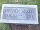 Stephen Ackert