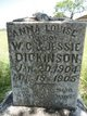 Anna Louise Dickinson