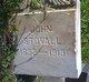 John Franklin Stovall