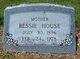 Bessie Evelyn <I>Crisp</I> House