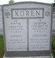 Profile photo:  Abraham H. Koren