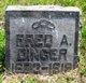 Profile photo:  Fred Andrew Dinger, Sr