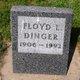 Profile photo:  Floyd Leonard Dinger